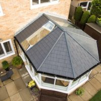 ultraroof 380 tiled conservatory roof kit