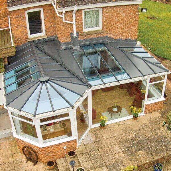 Ultraframe LivinRoof | Buy Ultraframe Conservatory Roofs ...